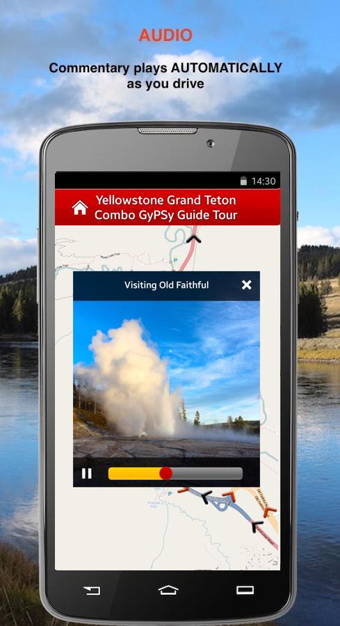 Yellowstone Teton Combo GyPSy- screenshot