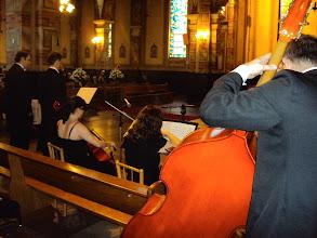 Photo: Grupo Mansão Cerimonial III Quinteto de Cordas, Soprano, Trompete e Trombone
