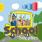 School supplies list - english
