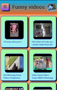 Funny videos- screenshot thumbnail