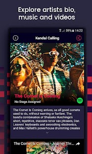 FestivAll, All Music Festivals- screenshot thumbnail