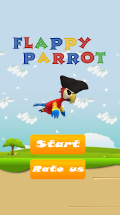 Flappy Parrot - náhled