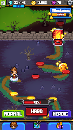 Dash Quest 2  screenshots 3
