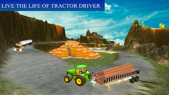 Heavy Tractor Cargo Simulator ? - náhled