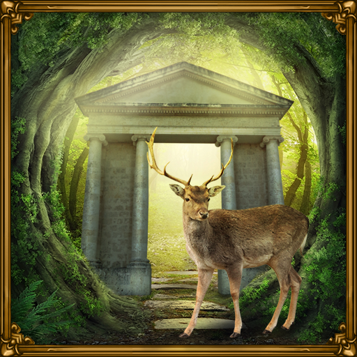 Escape Puzzle: Deer Forest (game)