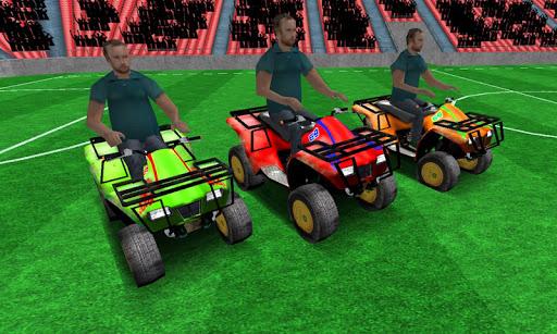 Buggy Stunt Flip Go Stadium