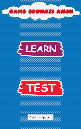 Game Edukasi Anak Lengkap 2.1 screenshots 17