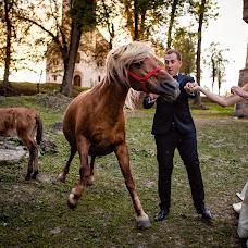 Wedding photographer Casian Podarelu (casian). Photo of 18.09.2018