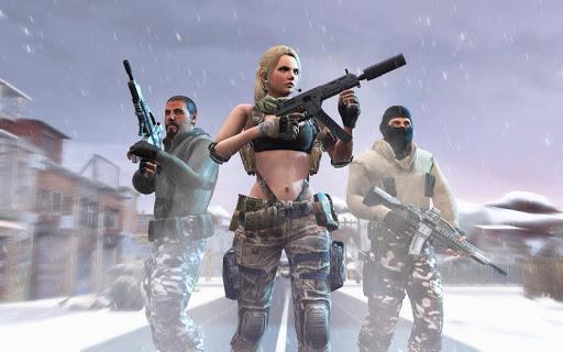 Frontline Battle Game: Royale Strike  captures d'écran 1