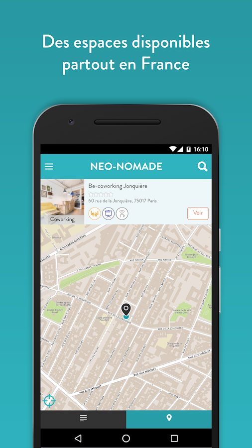Neo-nomade- screenshot