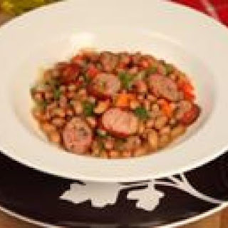 Black-Eyed Peas with Andouille