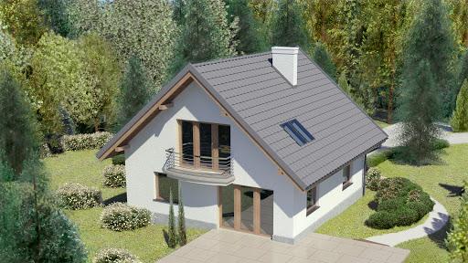 projekt Dom przy Cyprysowej 44