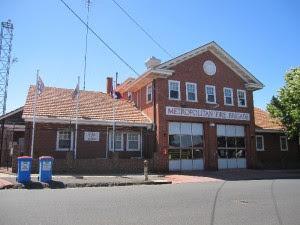 Metropolitan Fire Brigade station