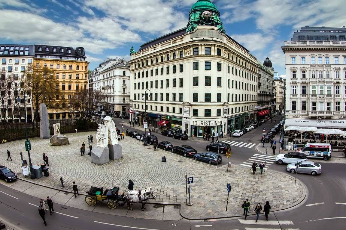 Vienna Downtown