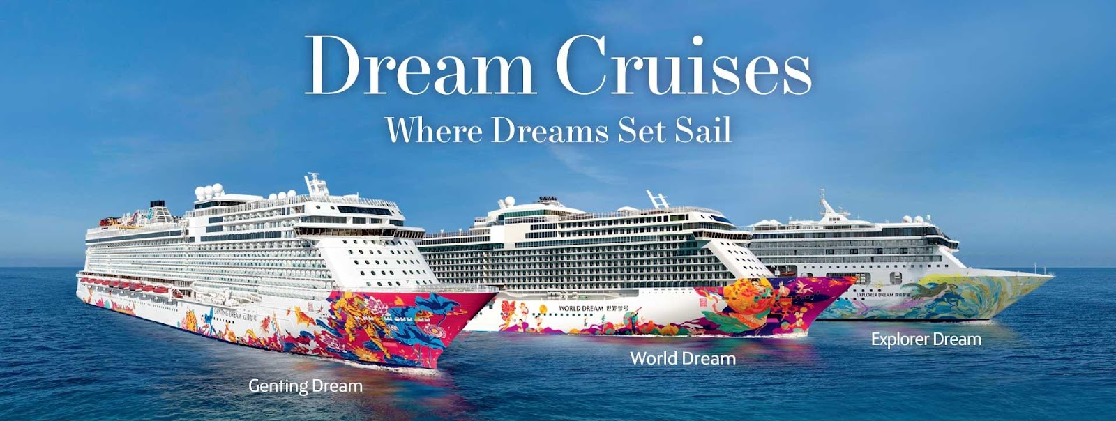Dream Cruise Packages- Book Singapore & Hong Kong Dream Cruise ...