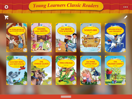 Young Learners ClassicReaders1