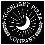 Logo for Moonlight Pizza Company