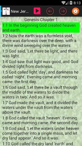 New Jerusalem Bible Pro