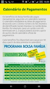 Bolsa Família screenshot 4
