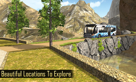 Off Road Tourist Bus Driving 1.2 screenshot 69622