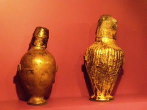 Photo: Troy - Part of Priam's Treasure .......... Deel van de Schat van Priamus