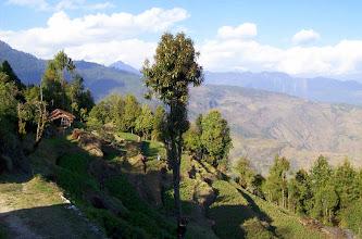 Photo: Panorama in Kutumsang