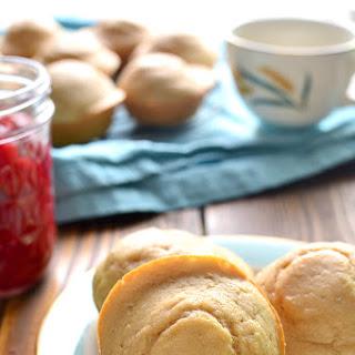 Very Vanilla Muffins.