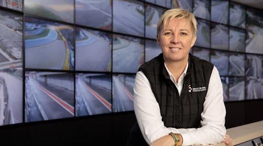 La directora del circuito de Spa, asesinada