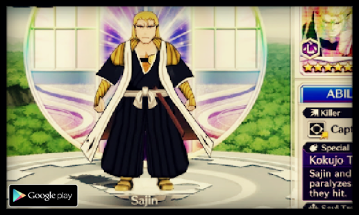 New Bleach Brave Souls beta hints - náhled