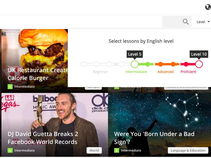 Сайты для изучения английского языка по новостям