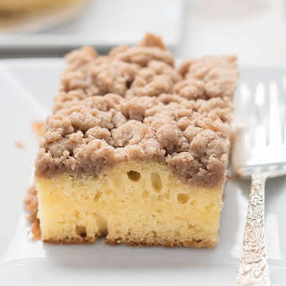Easy Coffee Cake.