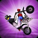 Motorbike Rider - nitro motorbike rider icon