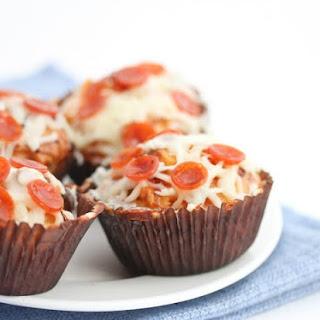 Pizza Cupcakes.