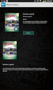 Revista Logweb screenshot 4