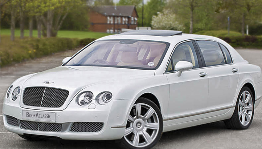 Bentley Flying Spur Hire Manchester
