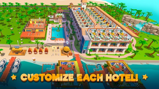 Hotel Empire Tycoon – Idle Game Manager Simulator MOD (Money) 3