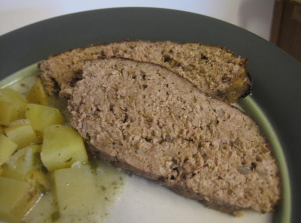 Happy Hubby Meatloaf Recipe