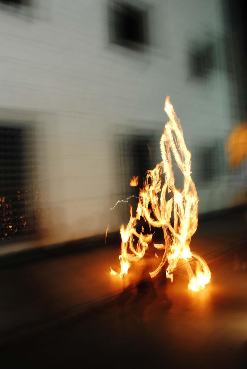 La fiamma della vita di Marco90