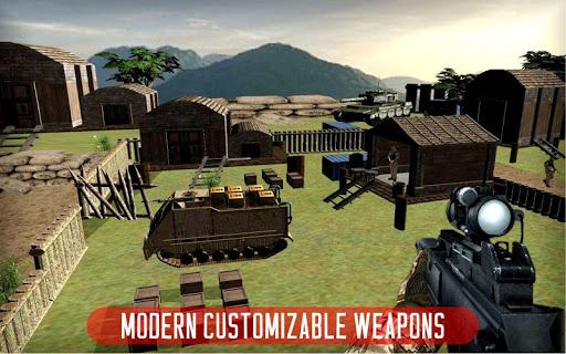 Sniper Ultimate Shooter screenshot 8