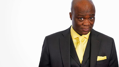 Photo: Eddie Nestor - Radio Presenter & Comedian