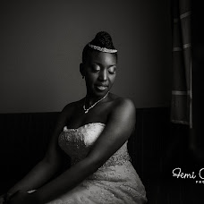 Wedding photographer femi Onanuga (femionatuga). Photo of 19.09.2016