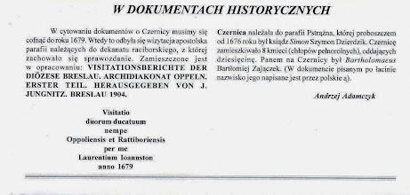 """Photo: """"Znak Pokoju"""" nr 125, styczeń 2011, s. 13"""