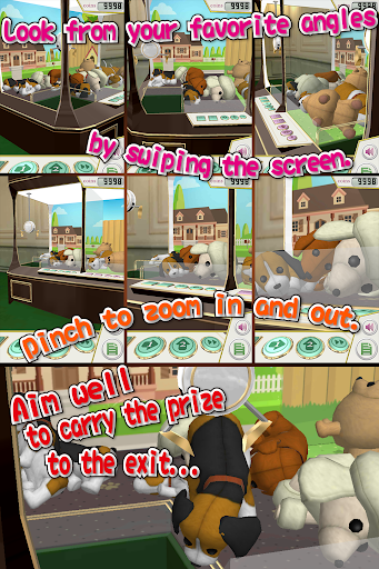 Claw Crane Puppies apktram screenshots 11