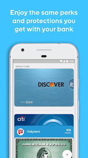 Android Pay  screenshots 3