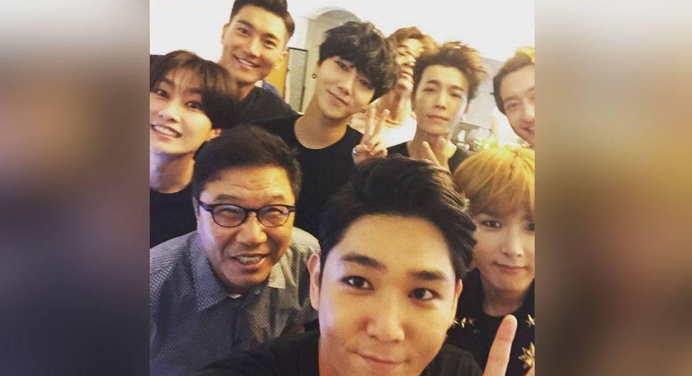 Kangin's Instagram