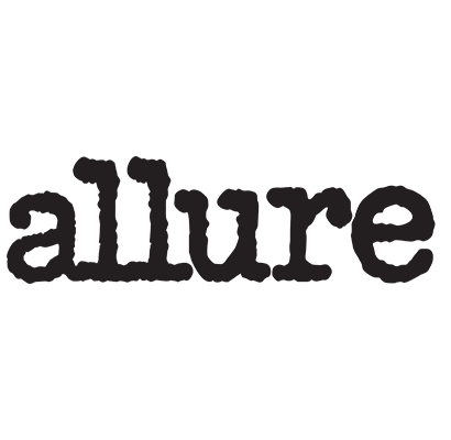 Allure Logo Black Transparent