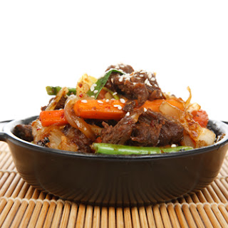 Korean Chili Pork.
