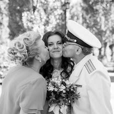 Wedding photographer Serega Popov (damien1989). Photo of 11.10.2016