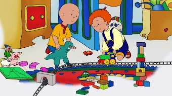 Big Kid Caillou/Caillou's Glasses/Caillou's Dance Party