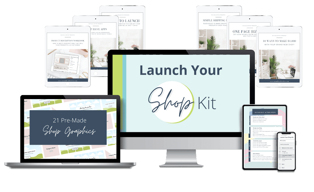 Launch Your Shopify Store Kit